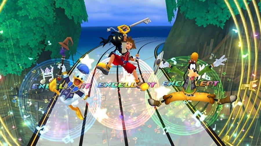 Kingdom Hearts: Melody of Memory recebe novas screenshots