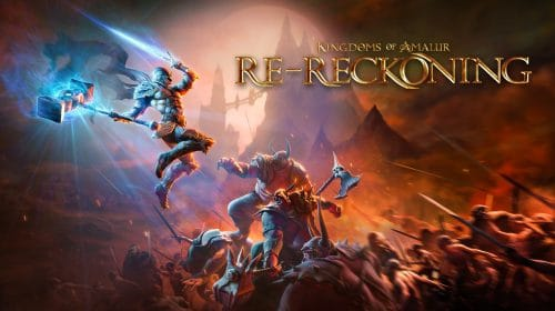 Estúdio anuncia oficialmente Kingdoms of Amalur: Re-Reckoning