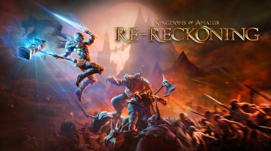 Estúdio anuncia oficialmente Kingdoms of Amalur: Re-Reckoning