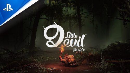 Like Death Stranding, Little Devil Inside é revelado para o PS5