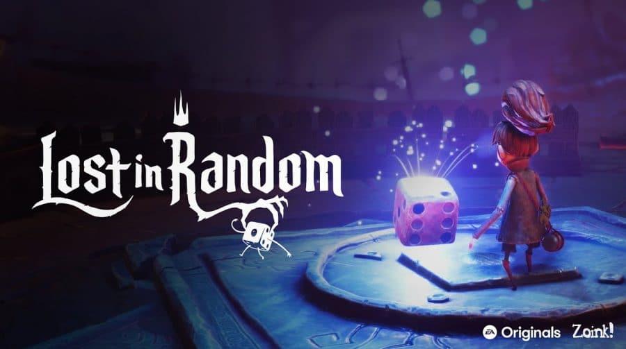Dos criadores de Fe, Lost in Random é anunciado para o PS4