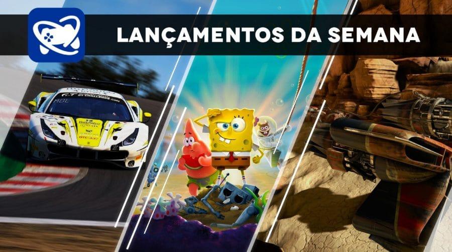 Confira os Lançamentos da Semana (22/06 a 24/06) para PlayStation 4