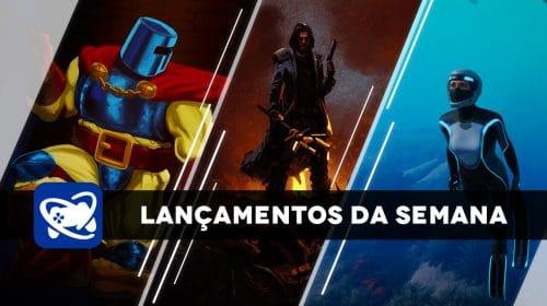 Veja os lançamentos da semana (09/06 a 12/06) para PlayStation 4