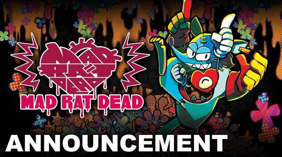 O rato quer vingança! Mad Rat Dead é anunciado para PS4