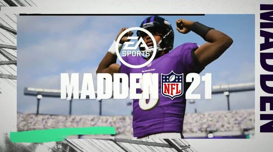 Versão padrão de Madden NFL 21 entra em pré-venda por quase R$ 300