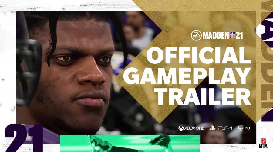 Touchdown! EA Sports apresenta trailer de revelação de Madden NFL 21