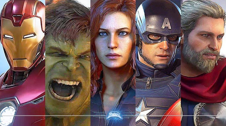 Dev explica como funcionará sistema de exploração em Marvel's Avengers