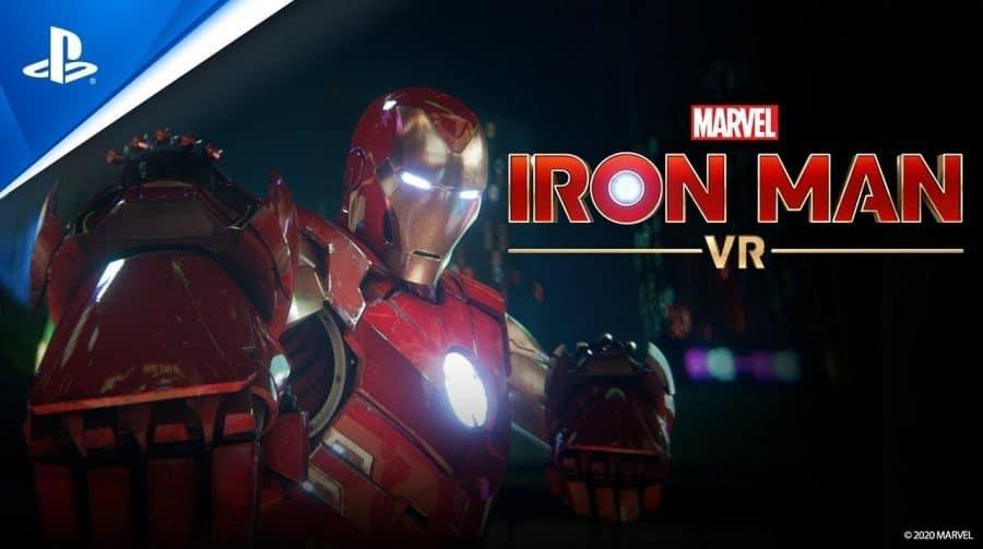 Marvel's Iron Man VR recebe detalhes e campanha pode durar até 10 horas