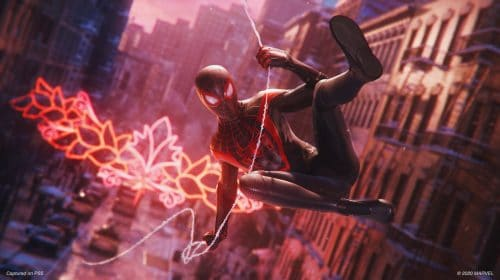 Veja screenshots incríveis de Marvel's Spider-Man Miles Morales
