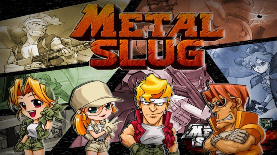 SNK planeja lançar novo Metal Slug para consoles ainda em 2020
