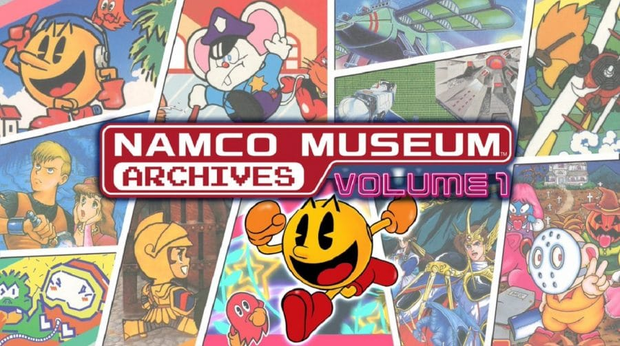 Jogos clássicos da Namco chegarão ao PS4 em junho