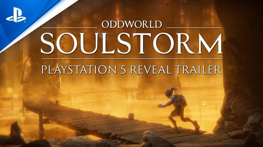 O retorno de Abe! Oddworld: Soulstorm chegará ao PS5