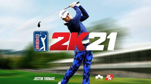PGA Tour 2K21 chega ao PS4 em 21 de agosto com Modo Carreira
