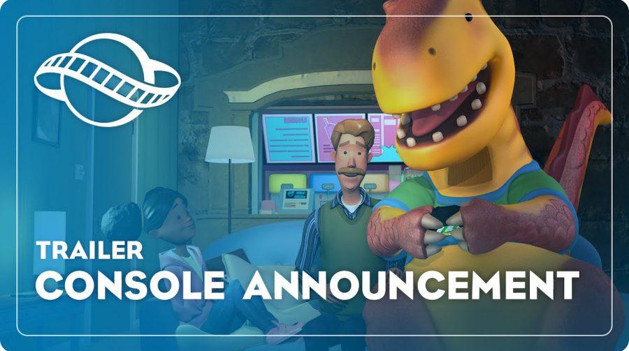 Viva a fantasia: Planet Coaster também chegará ao PS5