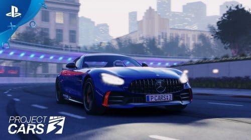 De surpresa, Project CARS 3 é revelado com belíssimo trailer