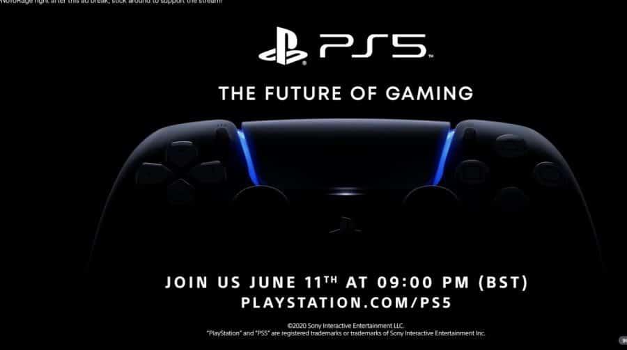 [Atualizado]Evento de jogos do PS5 pode ser dia 11 de junho