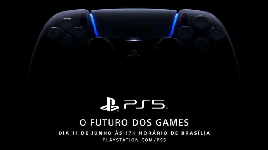 Confirmado: Sony fará evento de jogos do PS5 na quinta-feira (11)