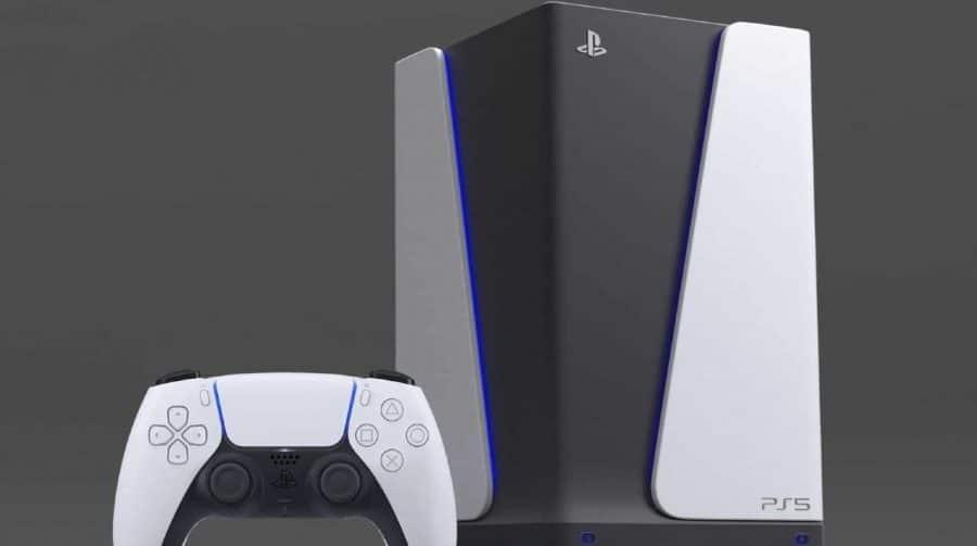 Interface de usuário do PS5 pode ser parecida com a do PS4, diz patente