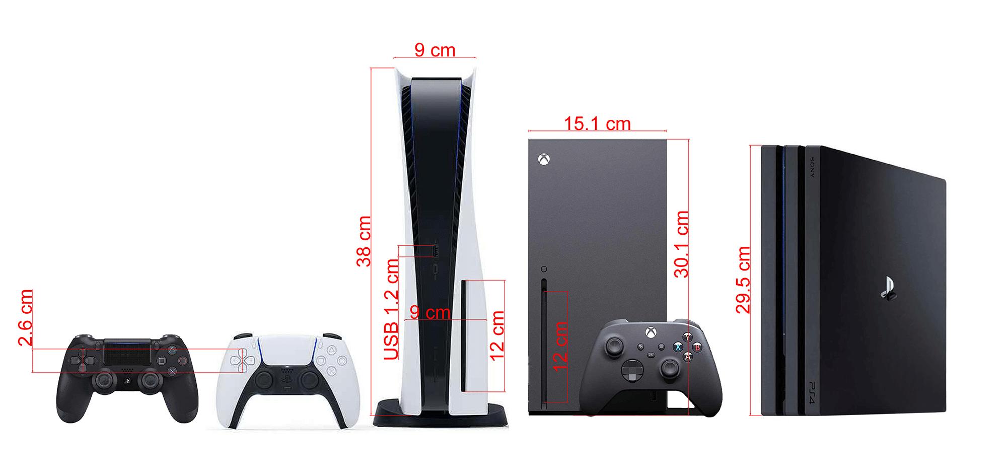 PS5 COMPARE o PS5