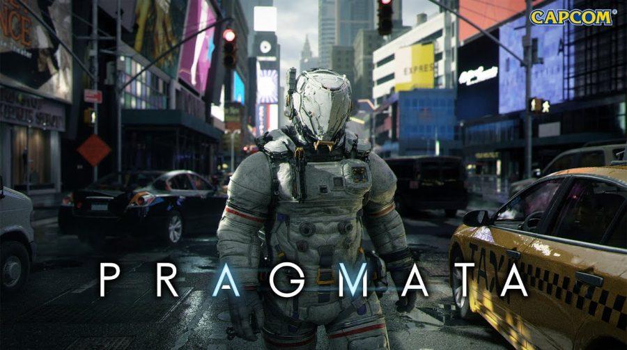 Pragmata é o novo jogo da Capcom para PlayStation 5