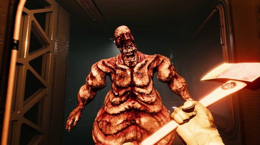Terror no PS5: Quantum Error ganha novas cenas de gameplay