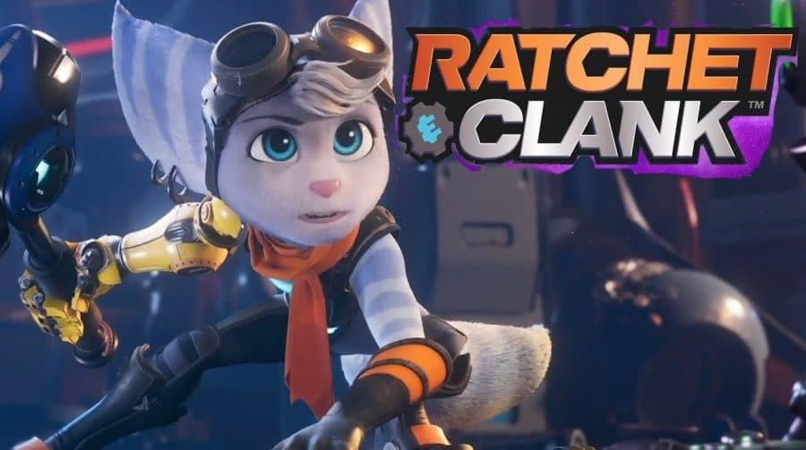 Ratchet & Clank: Em Uma Outra Dimensão impressiona nos tempos de carregamento