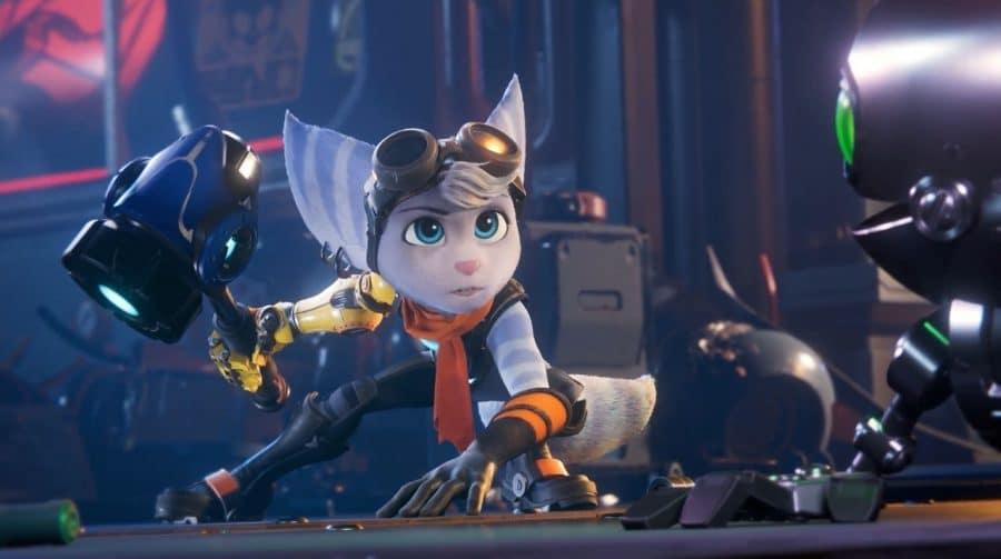 Trailer de gameplay do novo Ratchet & Clank alcança 1,1 mi de views em 24 horas