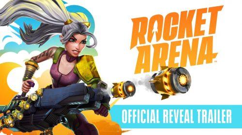EA anuncia Rocket Arena, um explosivo shooter multiplayer