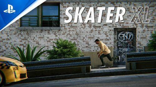 Skater XL chegará ao PS4 com mapas criados pela comunidade