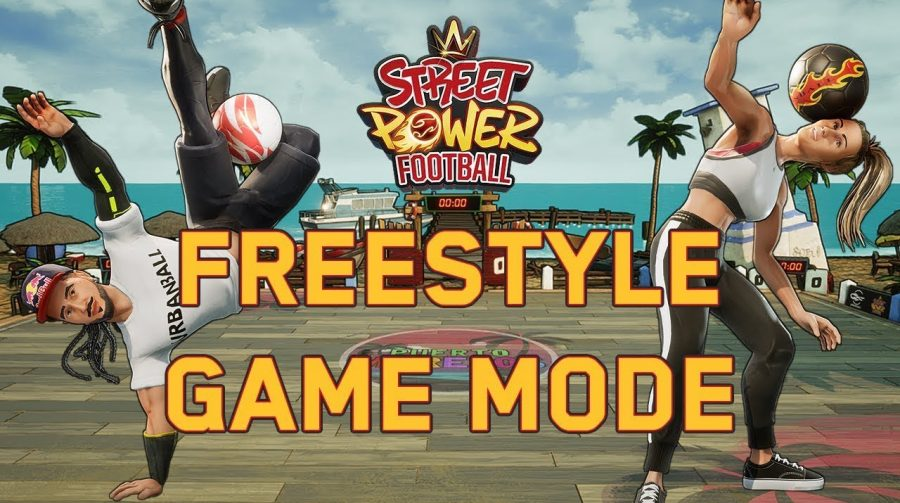 Street Power Soccer ganha trailer do Modo Freestyle