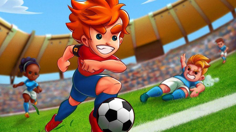 Apita, o árbitro: Super Soccer Blast é anunciado para PS4