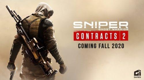 Sniper Ghost Warrior Contracts 2 é anunciado para consoles e PC