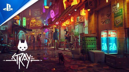 Gato misterioso! Stray é mais um jogo confirmado para PS5