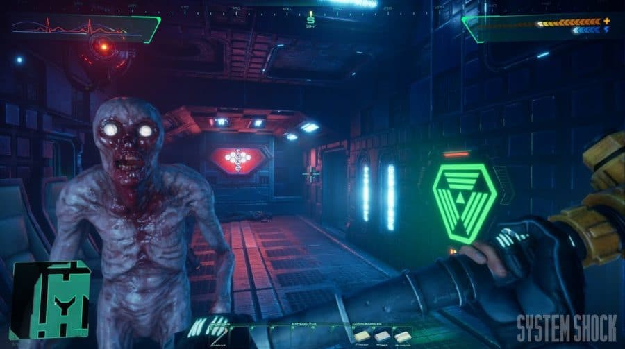 Agora vai? Remake de System Shock recebe novo gameplay