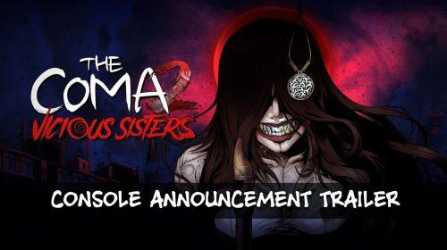The Coma 2: Vicious Sisters chegará ao PS4 em 19 de junho