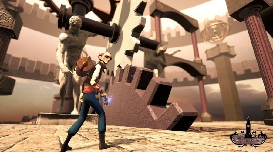 The Watchmaker chegará ao PS4 no dia 8 de outubro