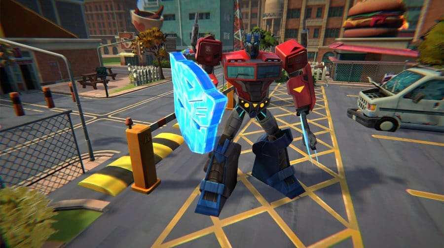 Transformers: Battlegrounds é anunciado para o PS4