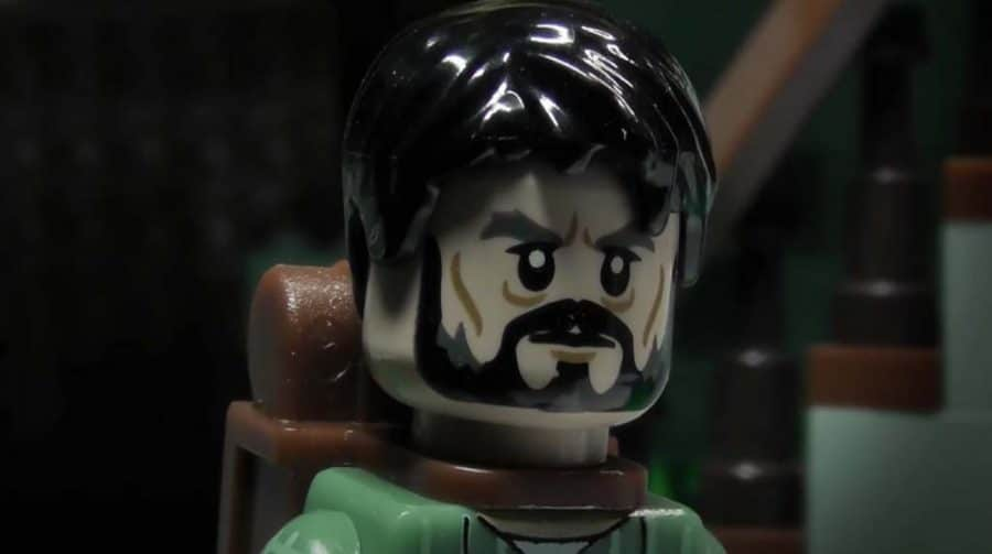 The LEGO of Us? Artista recria trailer de The Last of Us 2 em formato LEGO