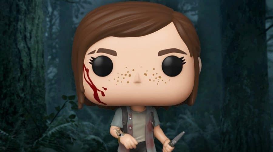 The Last of Us 2: Ellie recebe bonequinhos Funko e Nendoroid