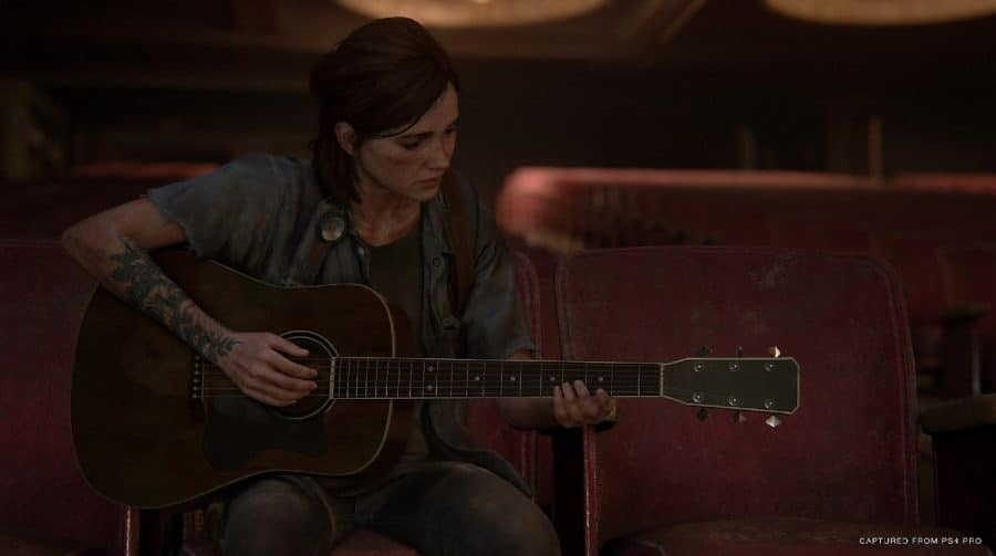 Fã toca Red Hot Chili Peppers e outras bandas lendárias em The Last of Us 2