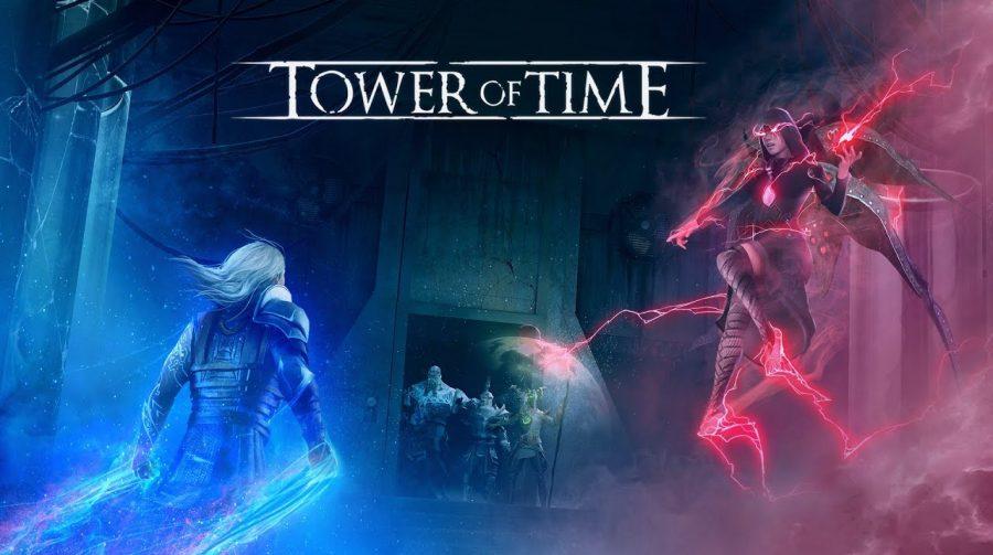 Tower of Time, um dungeon crawler, será lançado para PS4 no fim de junho