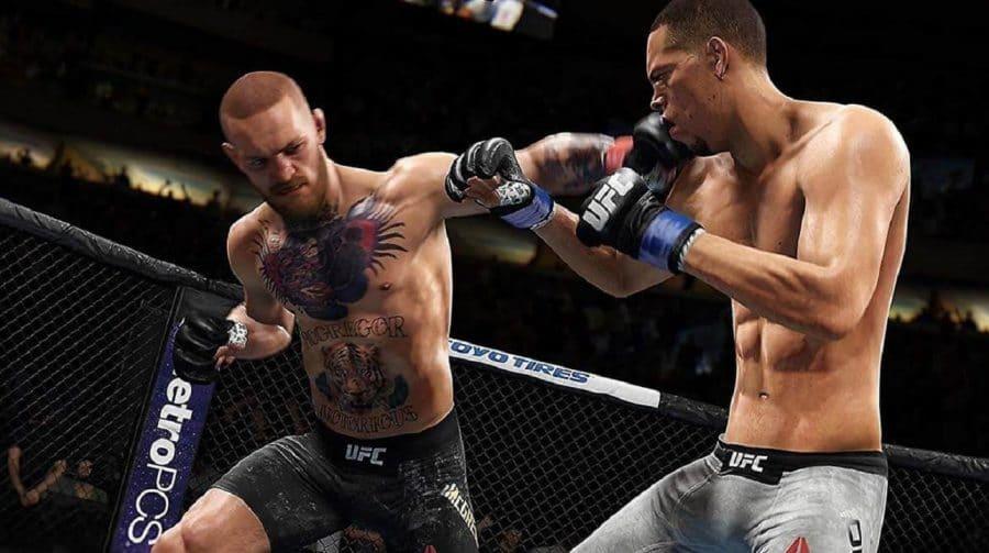 Vazou! UFC 4 poderá ser revelado na EA Play Live 2020