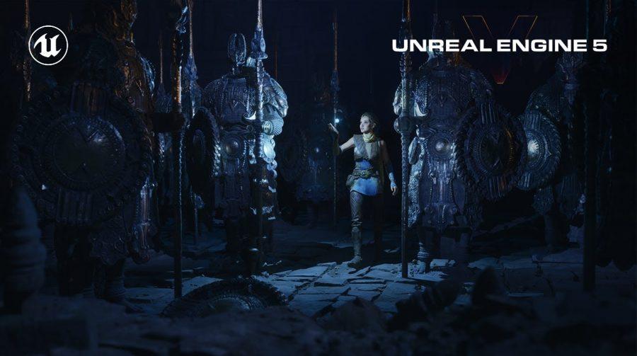 Unreal Engine V promete facilitar desenvolvimento de jogos