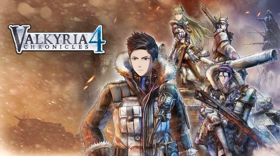 Valkyria Chronicles 4 chega a 1 milhão de cópias vendidas, anuncia SEGA