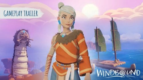 Windbound recebe primeiro trailer de gameplay; assista