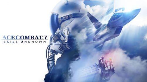 Ace Combat 7: Skies Unknown ultrapassa 2 milhões de cópias