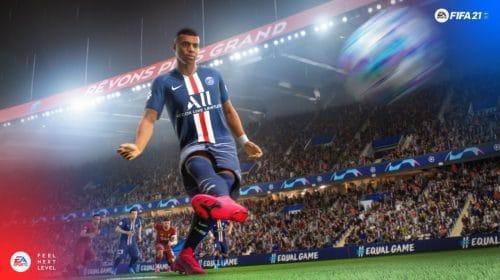 Outro patamar? FIFA 21 é confirmado para PS5 com upgrade grátis