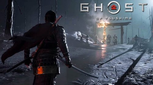 Ghost of Tsushima: combate simula a velocidade da realidade