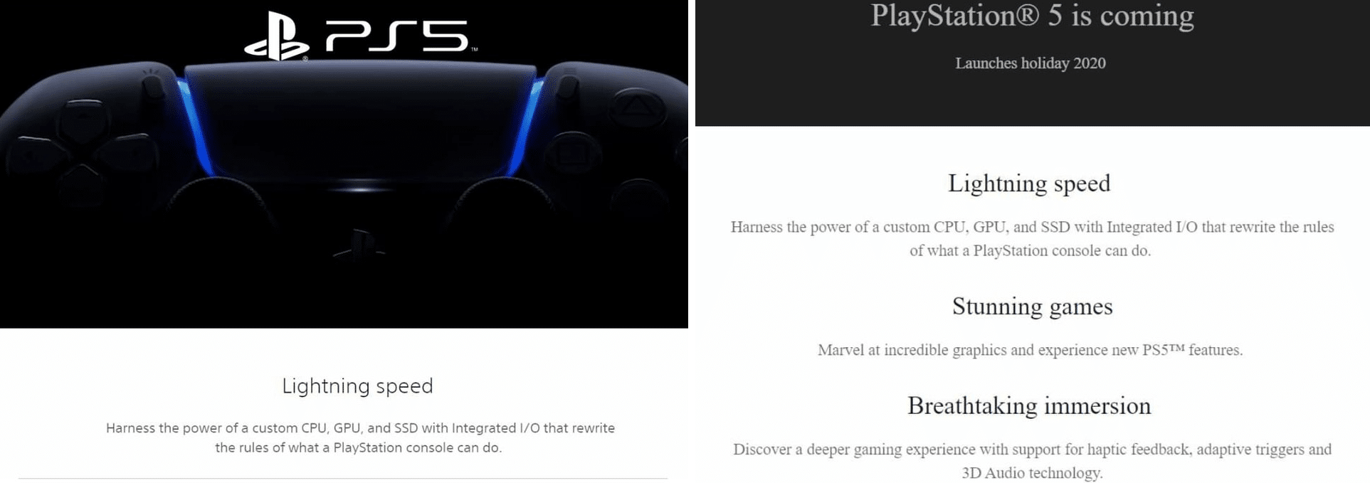 ps5 coming