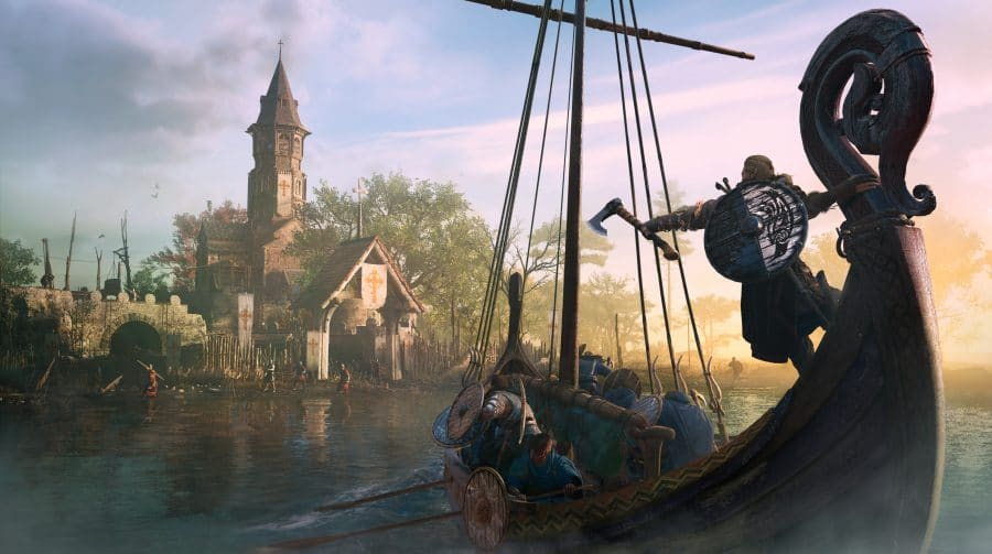 JOGAMOS: Assassin's Creed Valhalla é evolução natural da série